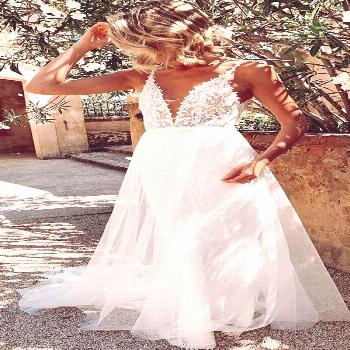 27 Bridal Inspiration: Country Style Wedding Dresses   Wedding Forward 27 Bridal Inspiration: Count