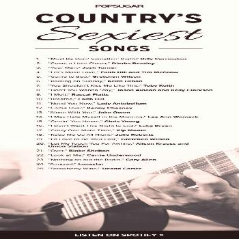 30 Sexy Country Songs For Doin' It Cowgirl Style