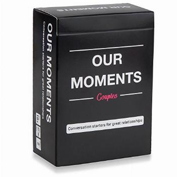 OUR MOMENTS Couples: 100 Thought Provoking Conversation