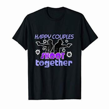 The Happy Couple Shoot Together T-Shirt
