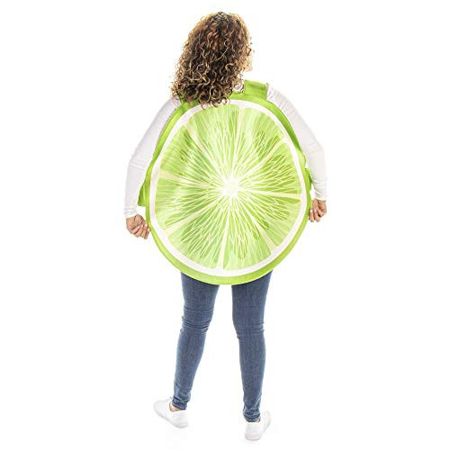 Beer amp Lime Halloween Couples Costume - Funny Food Fruit