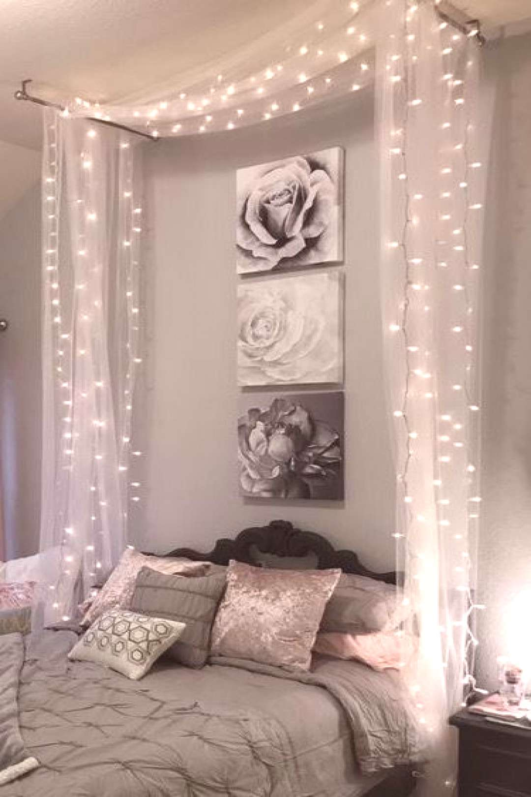 This Would Be Cute For Isabelle S Suite Romantic Bedroom Decorating Ideas Cheap Design
